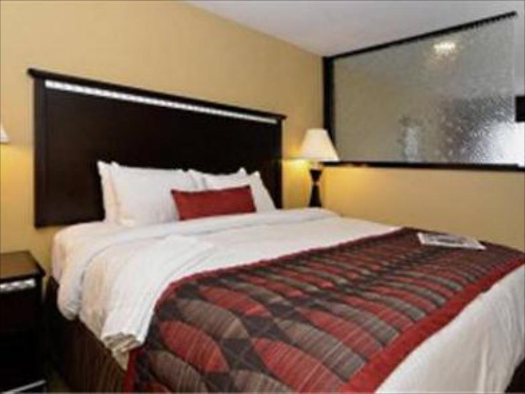 1 Bedroom King Suite - Bed Best Western Plus Bessemer Hotel and Suites