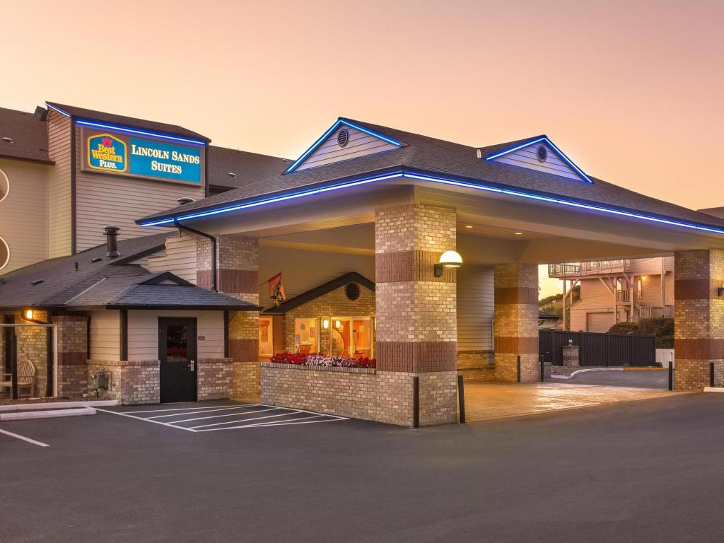 Best Western Plus Lincoln Sands Oceanfront Suites