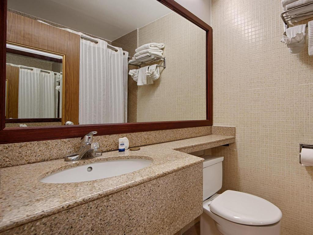 King Room - Smoking Best Western Orlando West
