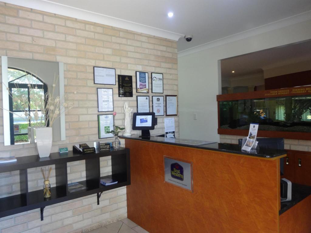 Allan Cunningham Motel Best Price On Best Western Tuscany On Tor Motor Inn In Toowoomba