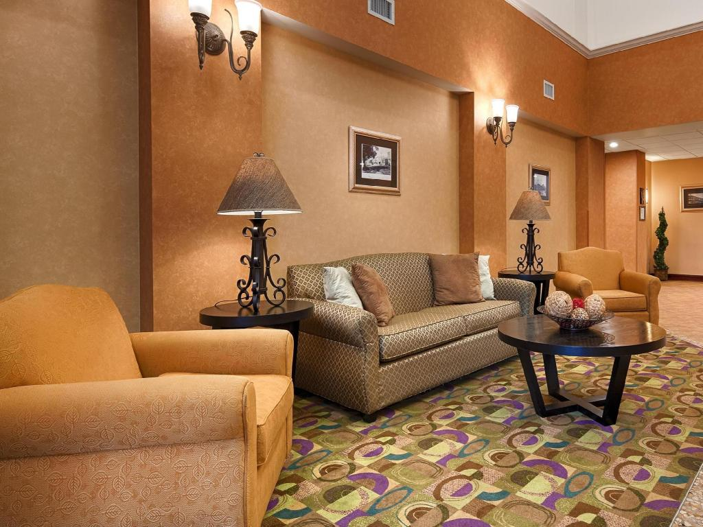 Interior view Best Western Plus Victor Inn and Suites
