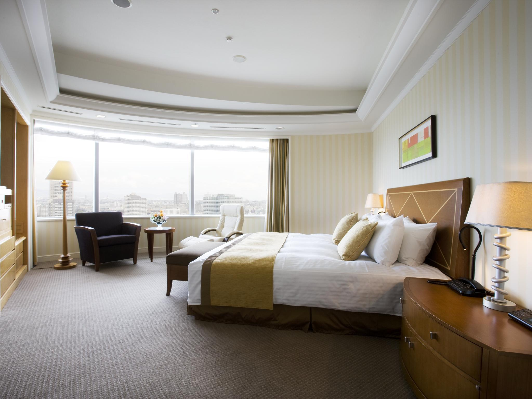 Park Suite Pemandangan Sungai dengan Katil Double (River View Park Suite with Double Bed)
