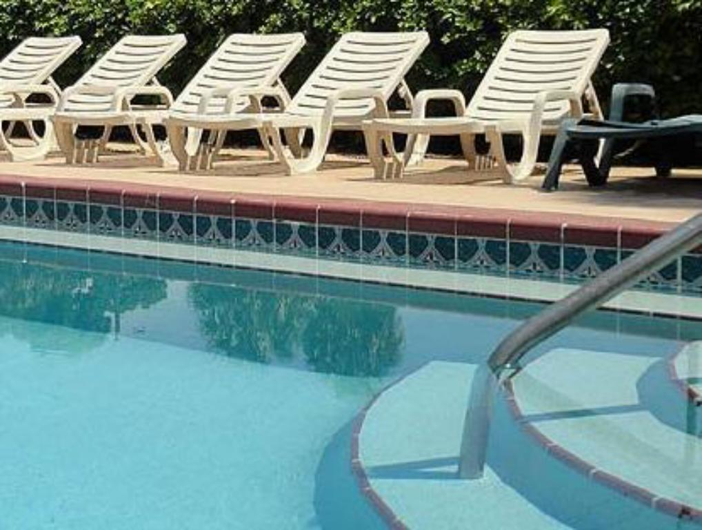 Swimming pool Budget Inn Okeechobee