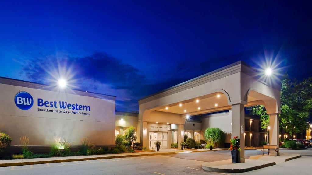 Best Western Brantford Hotel & Conference Centre in