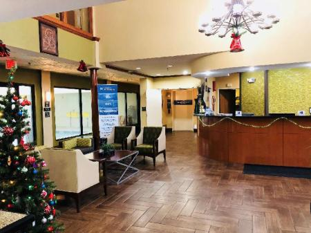 Lobby Best Western Inn and Suites of Merrillville