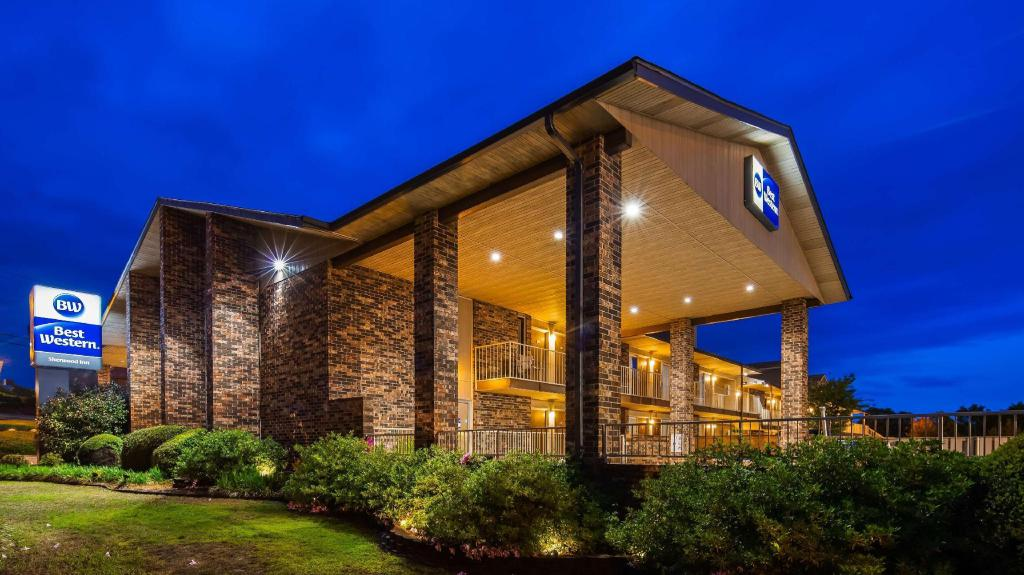 More about Best Western Sherwood Inn