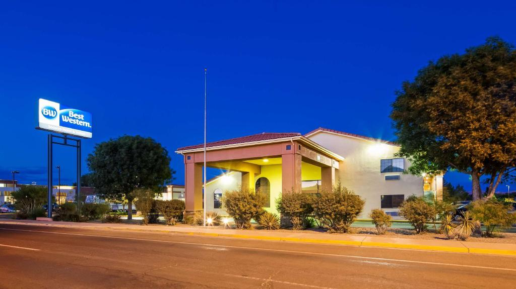More About Best Western Socorro Hotel And Suites