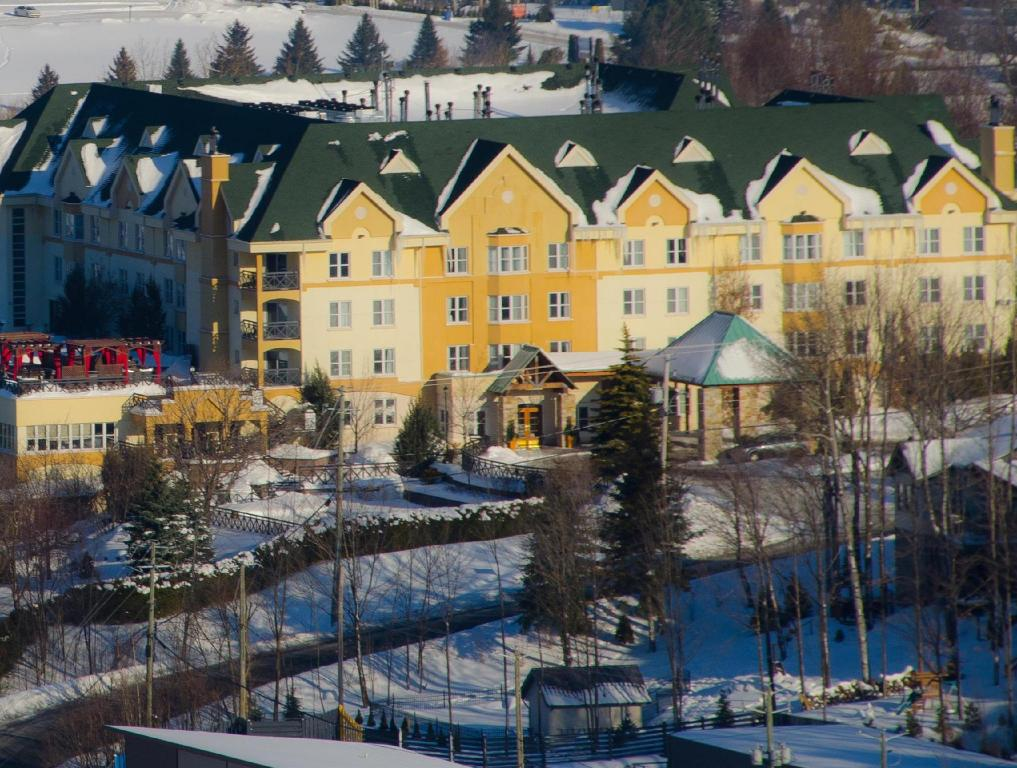 Hotel Chateau Bromont