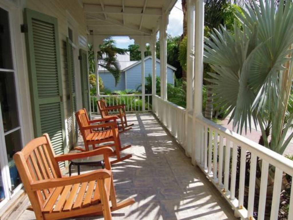 Balkon/teras Chelsea House Hotel - Key West