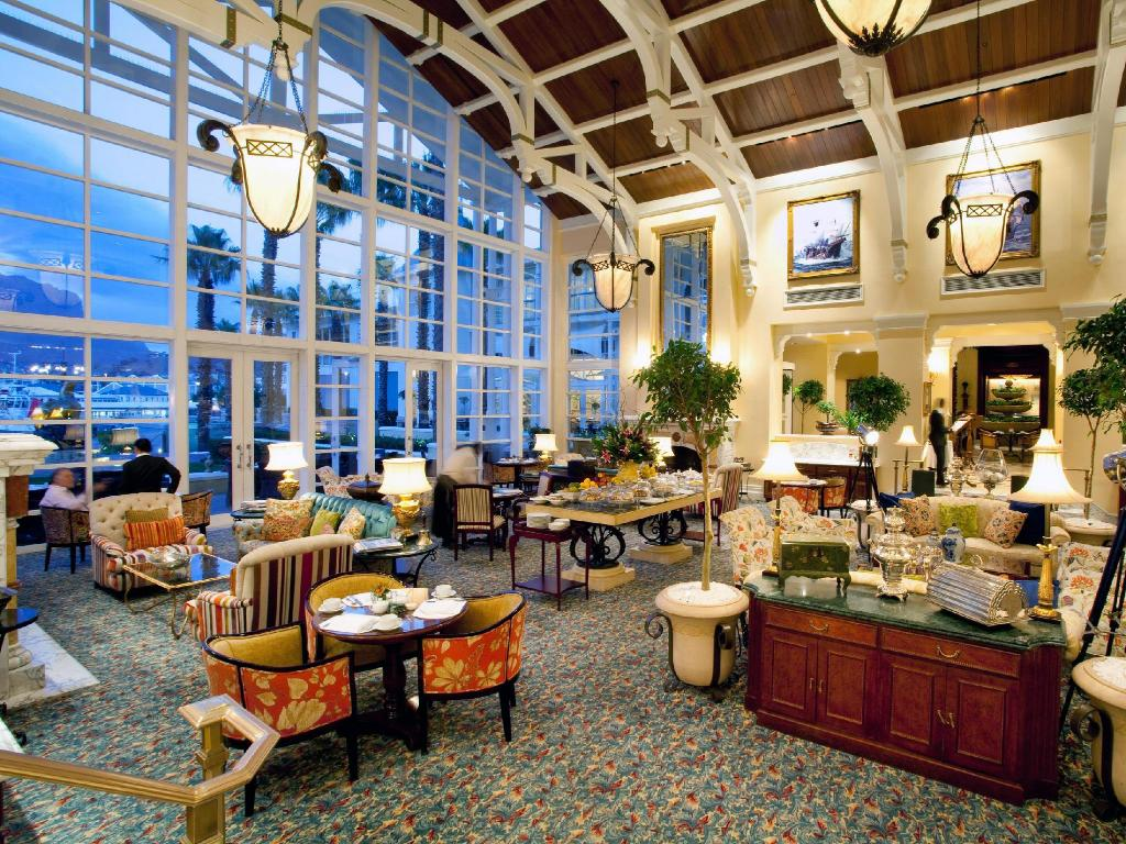 Vista interior The Table Bay Hotel