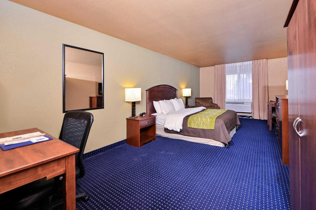 King Room - Non-Smoking Comfort Inn
