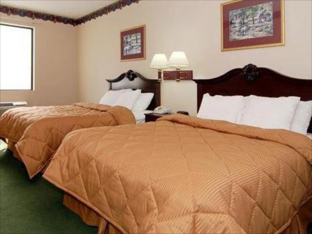 Deluxe Garden View - Bed Comfort Inn