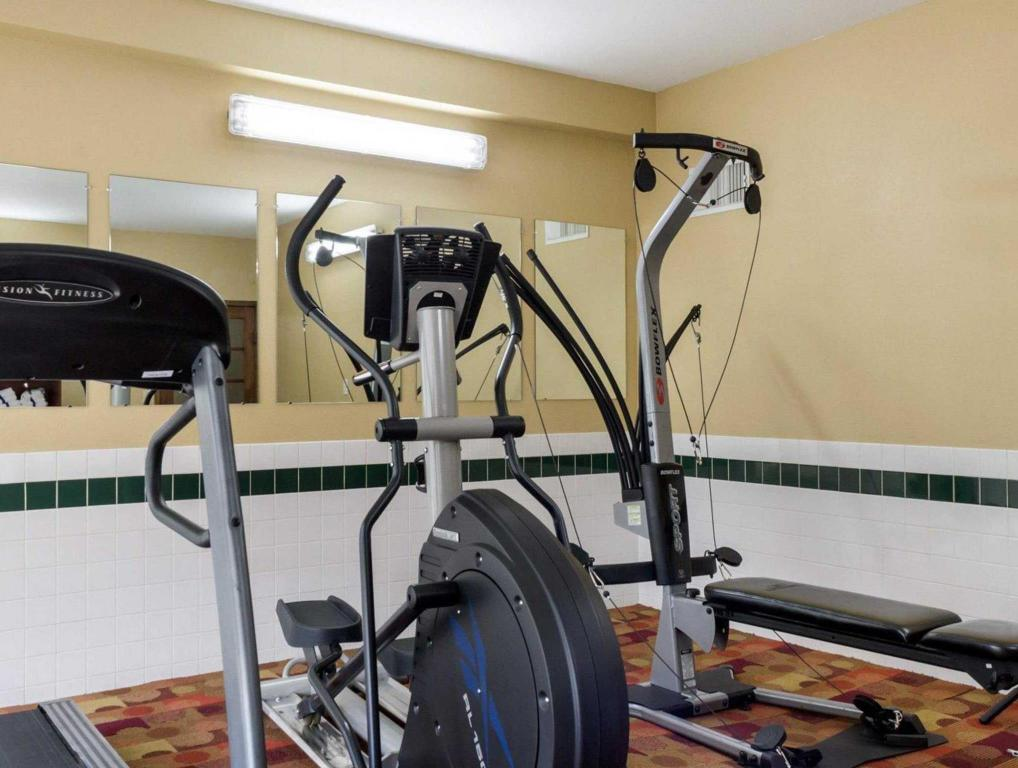 fitness centrum Quality Inn Hotel Brookings