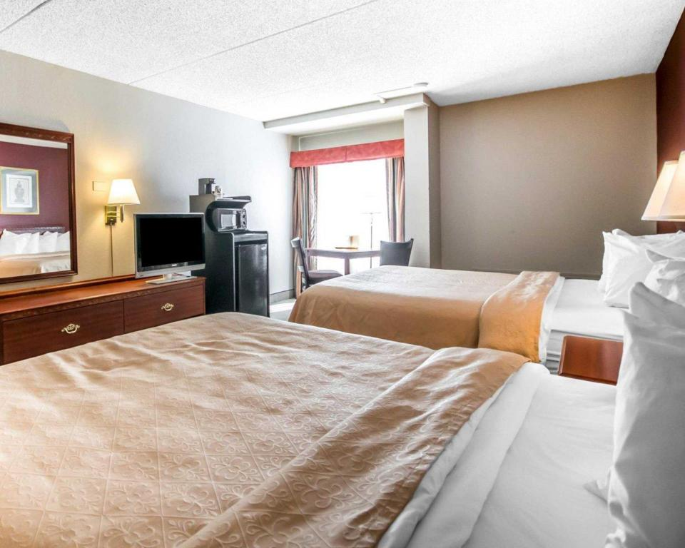2 Queen Size-senge - Ikke-ryger Quality Inn & Suites