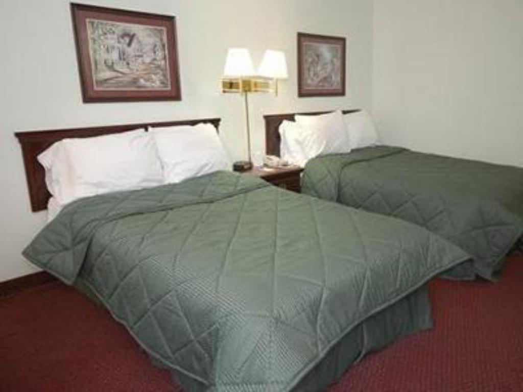 Double with 2 Double Beds - Non-Smoking - Bed Quality Inn