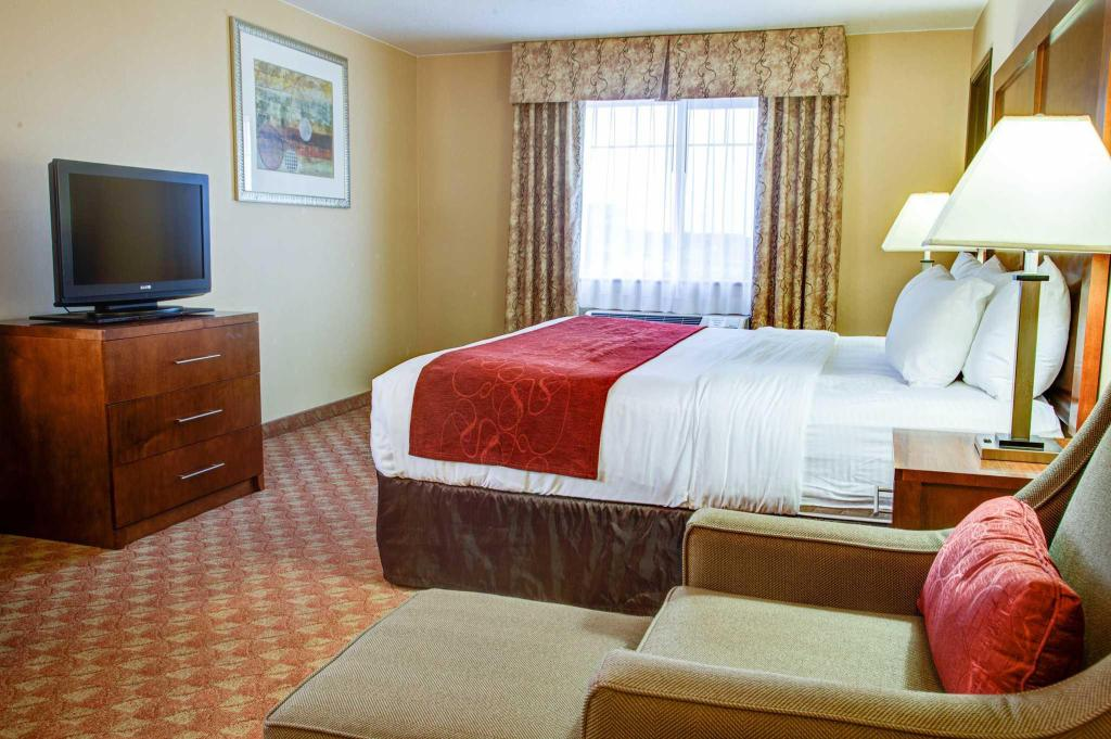 King Room - Disability Access - Guestroom Comfort Inn