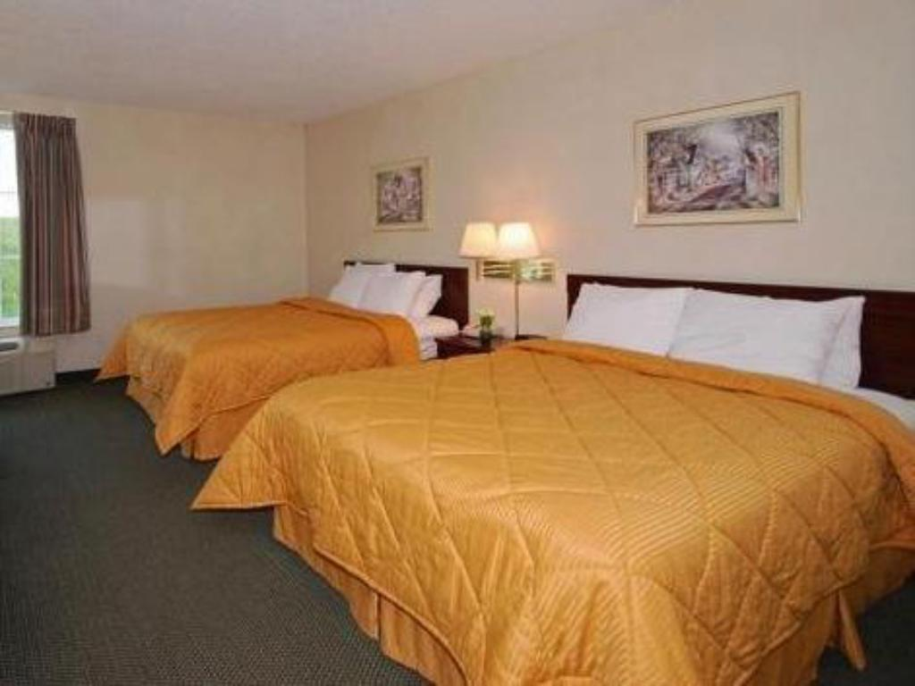 Twin Deluxe - Bed Comfort Inn Poplar Bluff