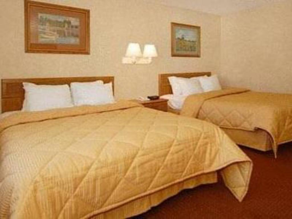 Doble llit Queen Comfort Inn