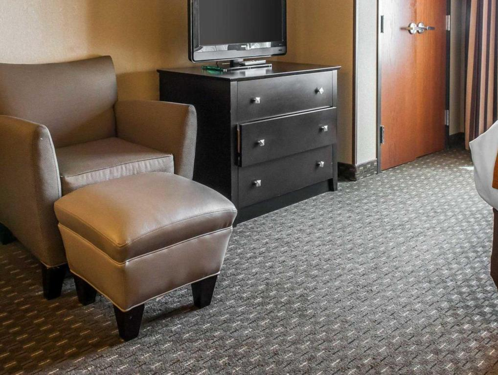 Interior view Comfort Suites Hobbs
