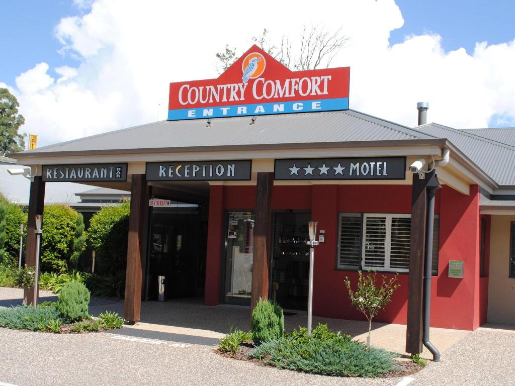 country comfort toowoomba hotel in australia room deals. Black Bedroom Furniture Sets. Home Design Ideas