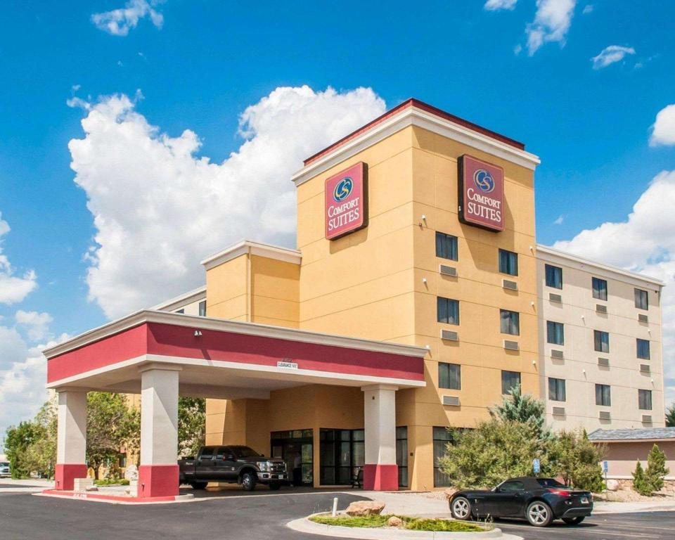More about Comfort Suites Hobbs