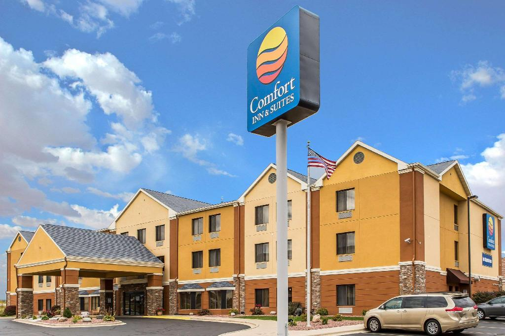 Comfort Inn and Suites Kenosha