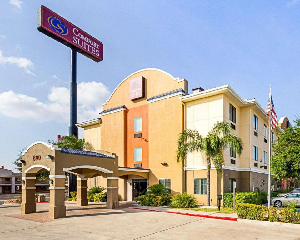 More about Comfort Suites At Plaza Mall McAllen