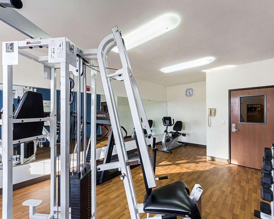 Fitness center Comfort Suites At Plaza Mall McAllen