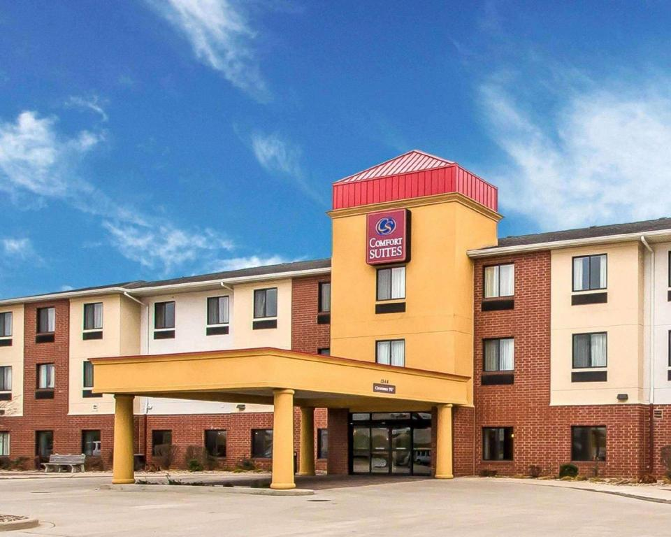More about Comfort Suites