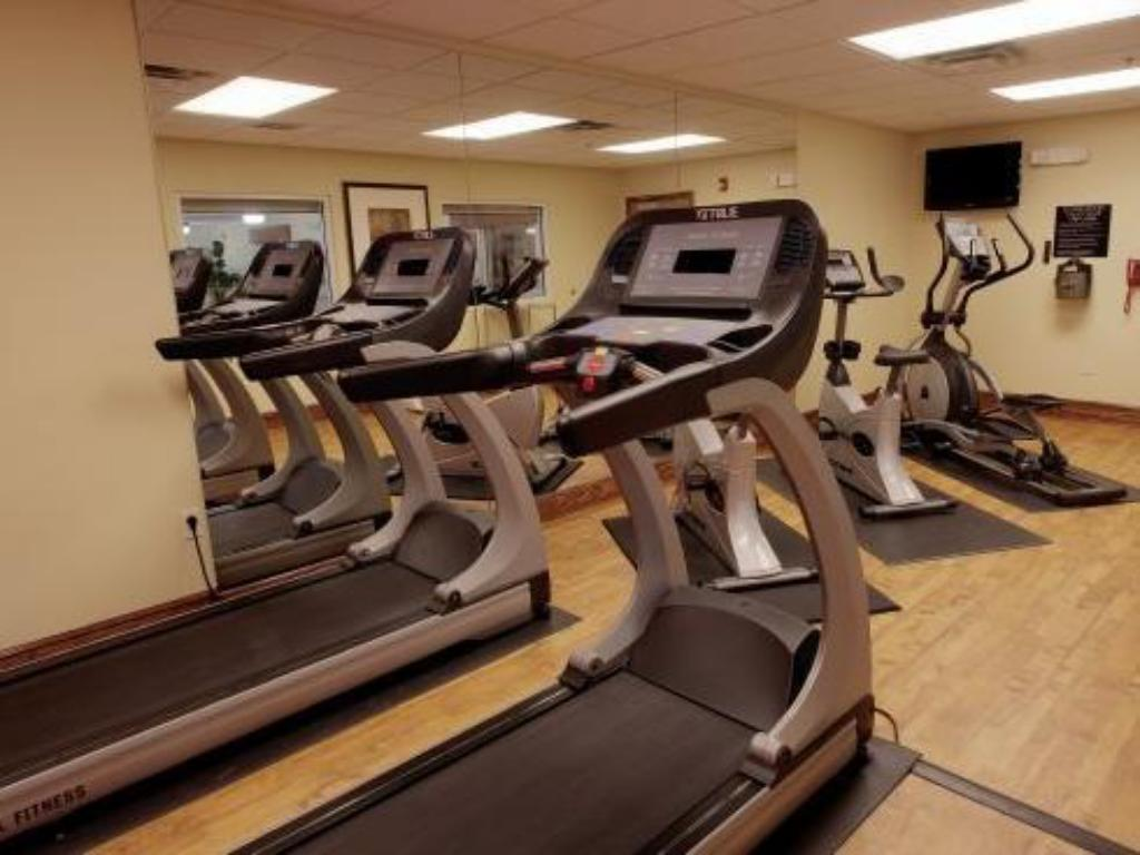 Fitnesscenter Country Inn & Suites by Carlson Macon North