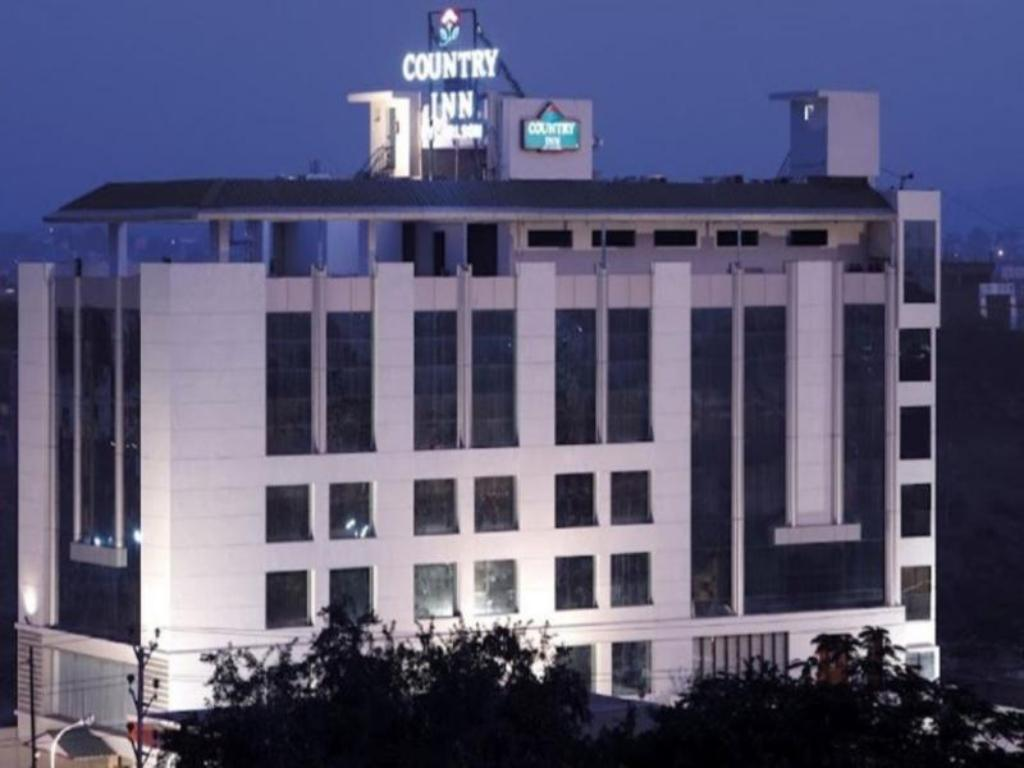 Country Inn  U0026 Suites By Radisson Indore In India