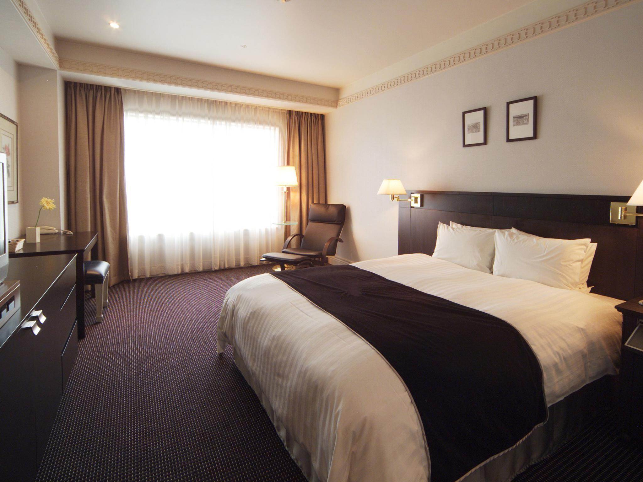 Executive Double Room - Smoking
