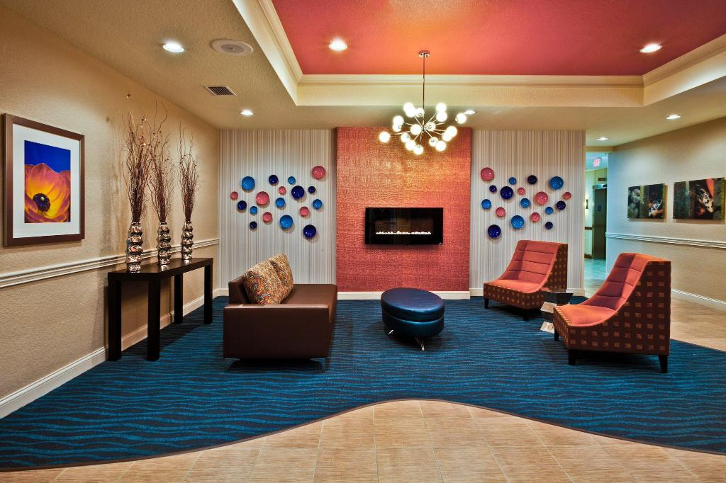 Lobby Holiday Inn Express & Suites Lakeland