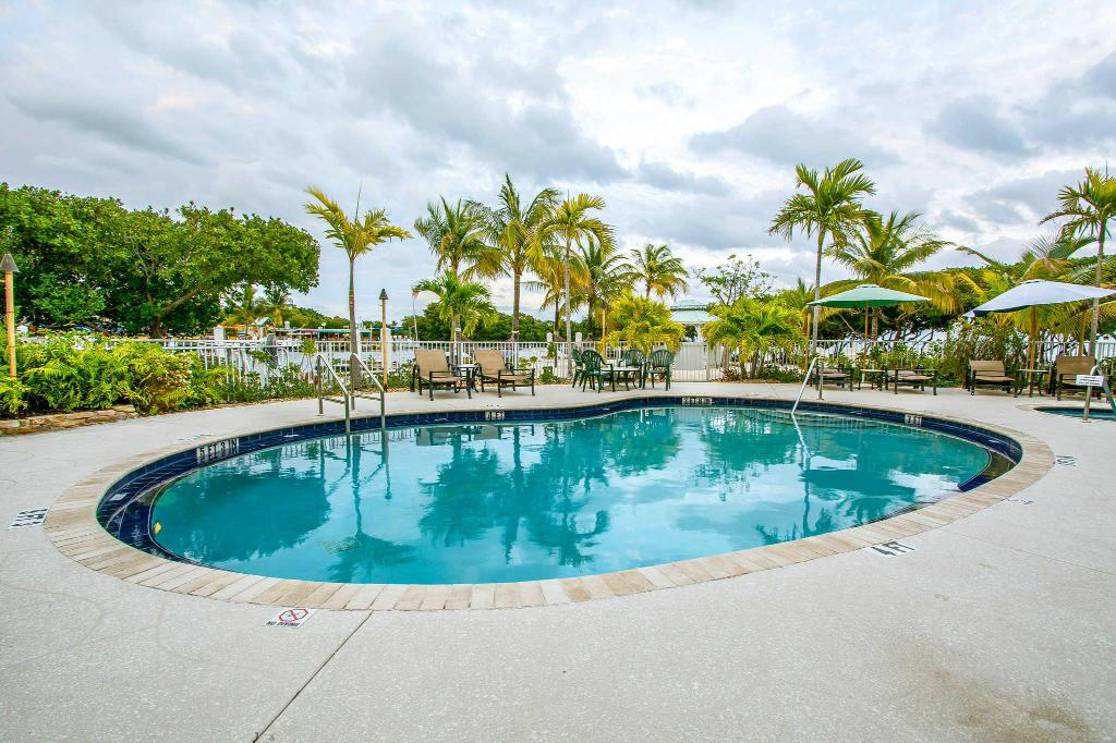 Swimming pool [outdoor] MB at Key Largo