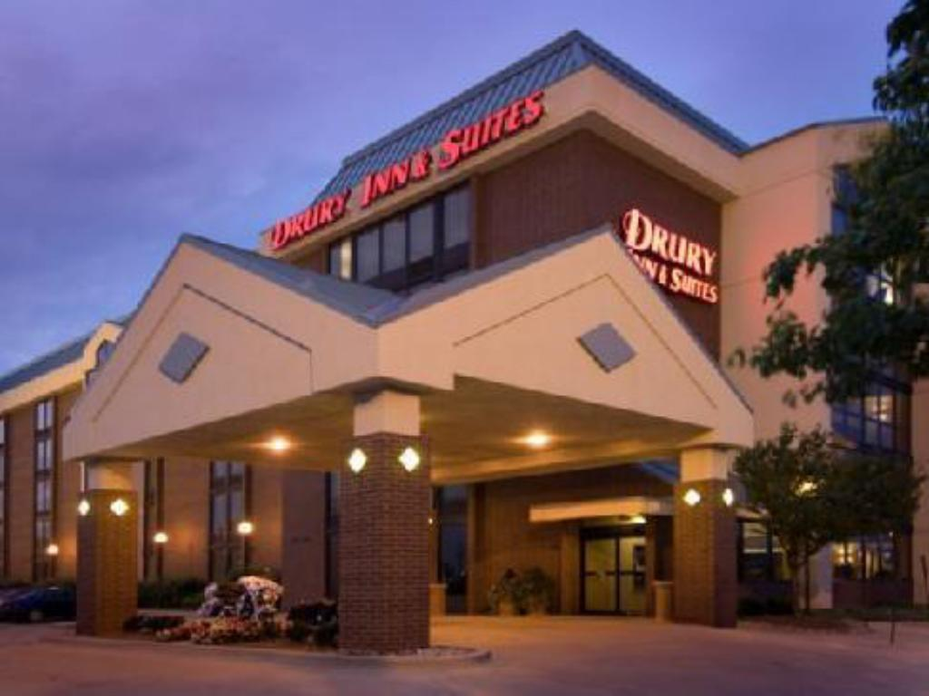 Drury Inn and Suites Champaign in Champaign (IL) - Room Deals ...