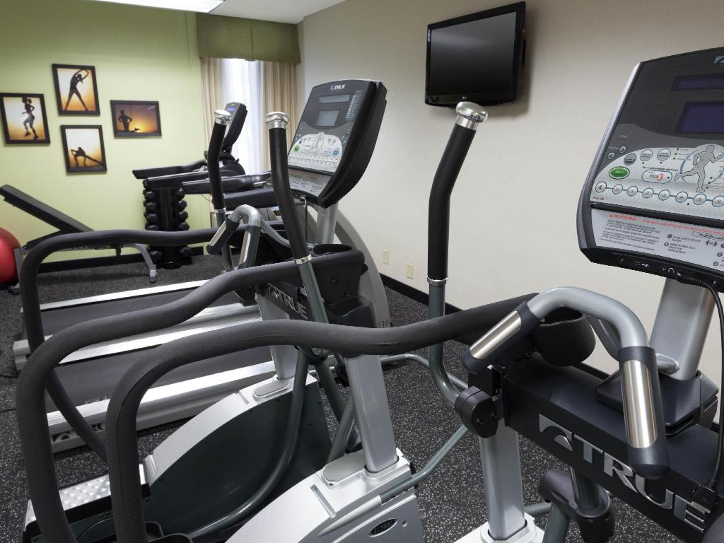 fitness centrum Drury Inn and Suites Atlanta Marietta