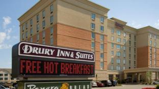 Drury Inn And Suites Dayton North