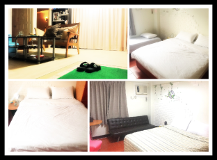 Tainan near Shennong St.Morehouse Triple Room