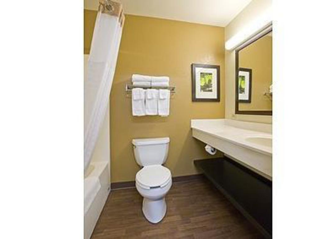 Badezimmer Extended Stay America - Richmond - Hilltop Mall