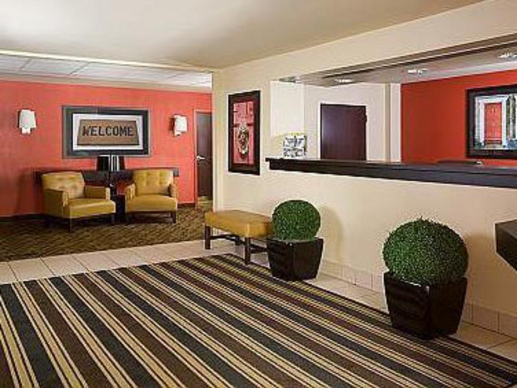 Rezeption Extended Stay America - Richmond - Hilltop Mall