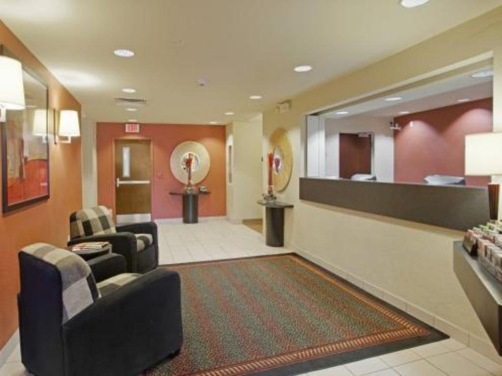 Lobby Extended Stay America - Washington, D.C. - Fairfax - Fair Oaks Mall
