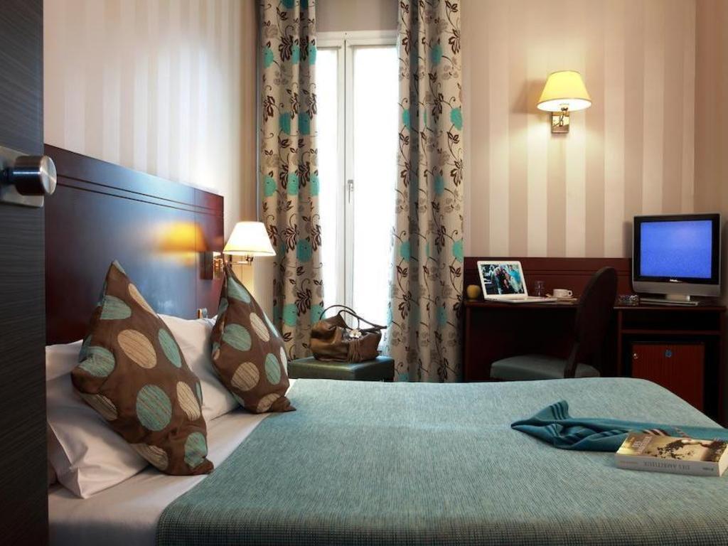 Hotel Espace Champerret in Paris - Room Deals, Photos & Reviews