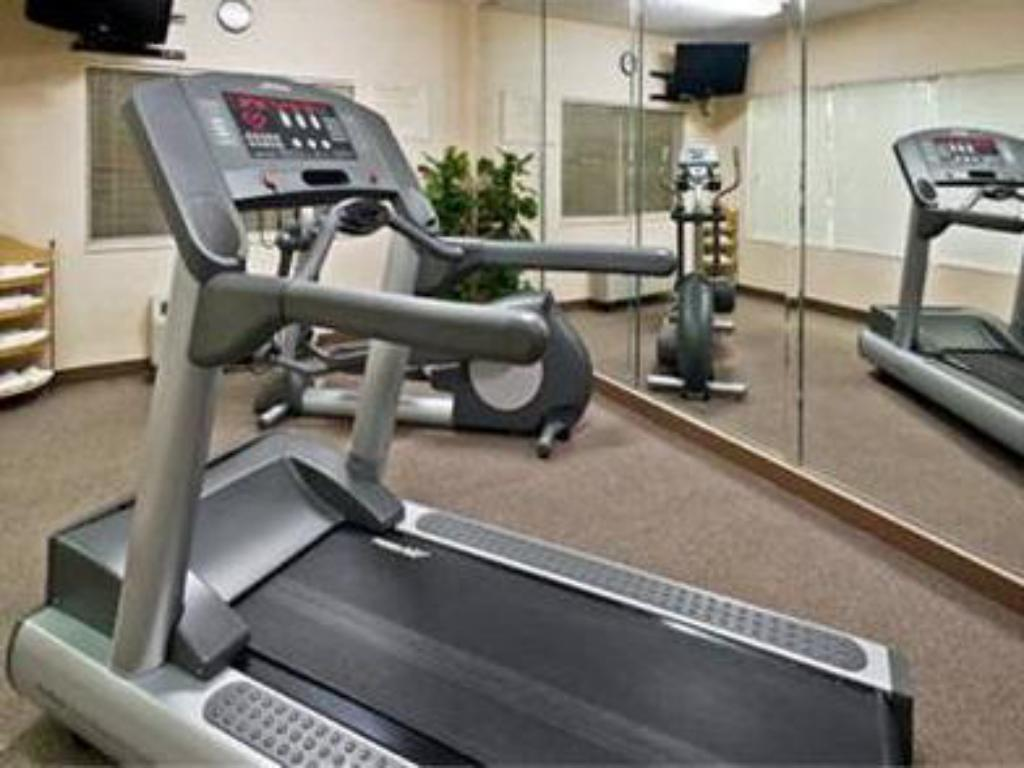 Fitness center Fairfield Inn Tallahassee North/I-10
