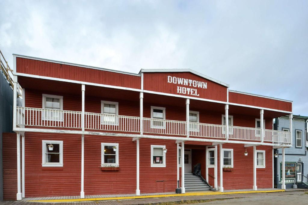 More about Canadas Best Value Inn Downtown Hotel Dawson City
