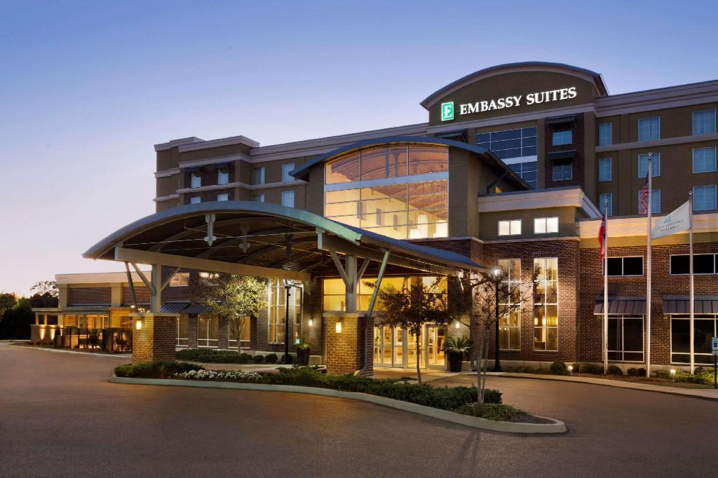 More about Embassy Suites Jackson  North Ridgeland