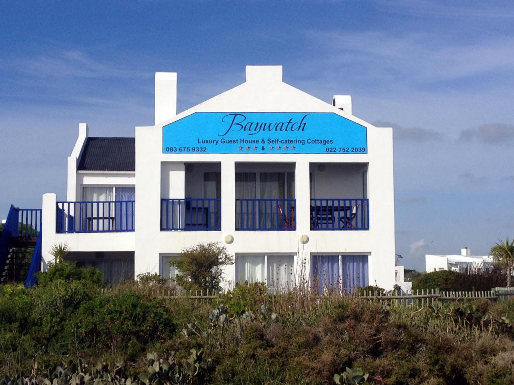 Taglejlighed ved stranden Baywatch Villa Self Catering-The Penthouse