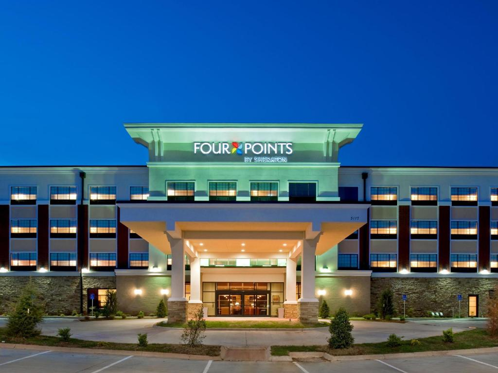 Exterior view Four Points by Sheraton Oklahoma City Quail Springs