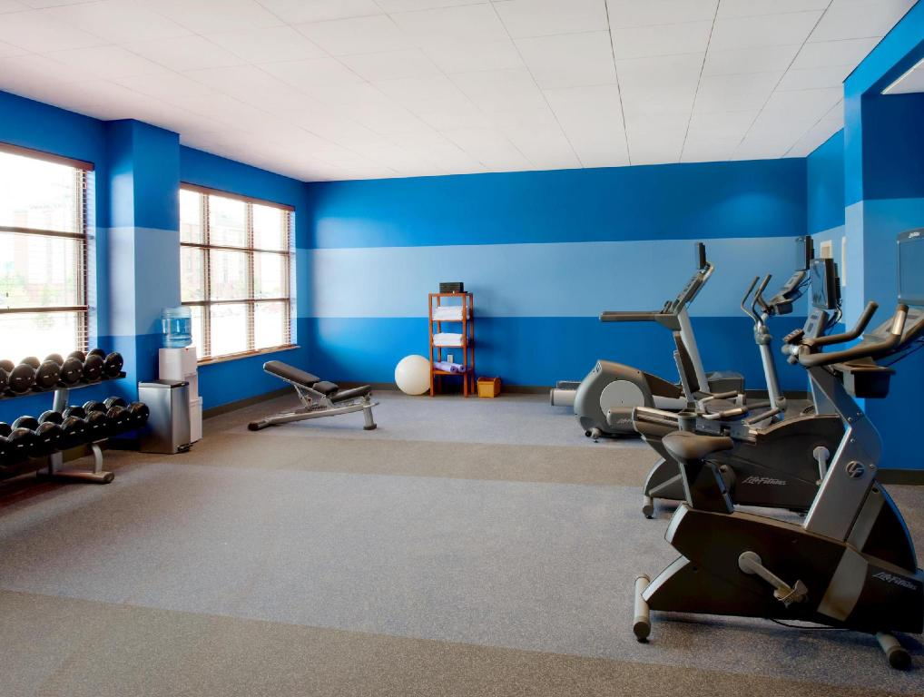 Fitness center Four Points by Sheraton Oklahoma City Quail Springs