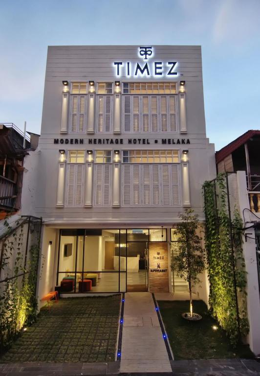 Timez Hotel Malacca - Booking Deals + 2019 Promos