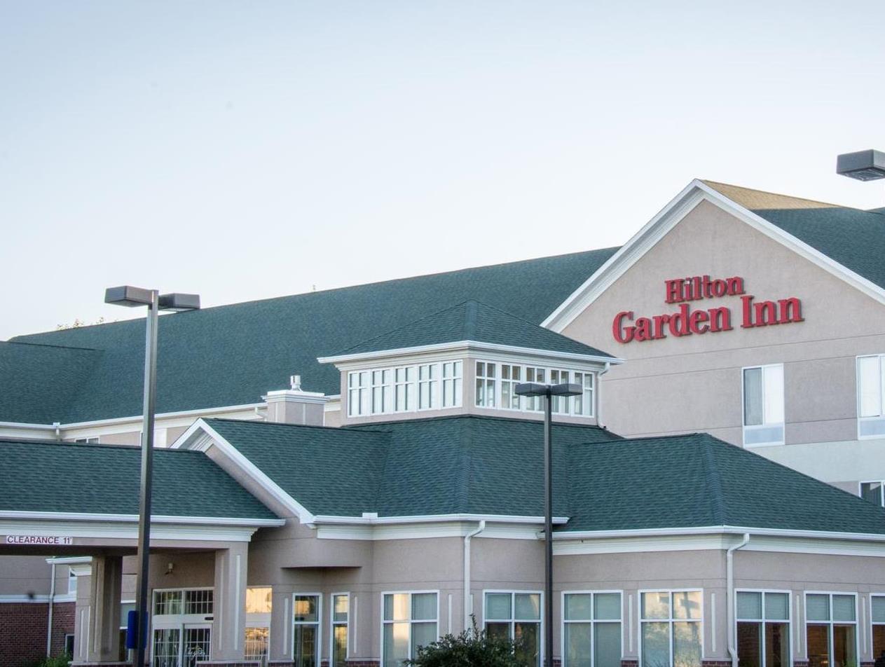Hotel Building · Hilton Garden Inn Elkhart